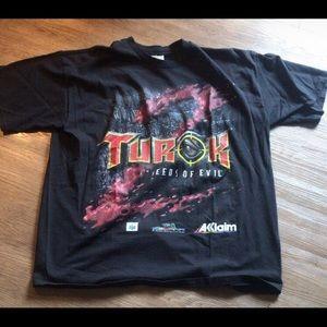 1998 Turok 2 Seeds Of Evil T-Shirt